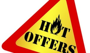 The HOTTEST offers live right now!