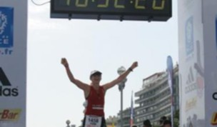 Fiona Ford :: Stellar Performance at Ironman France!