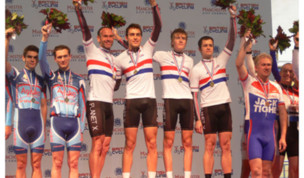 British Team Pursuit Champions 2009