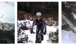 Winter Training continues in the Snow
