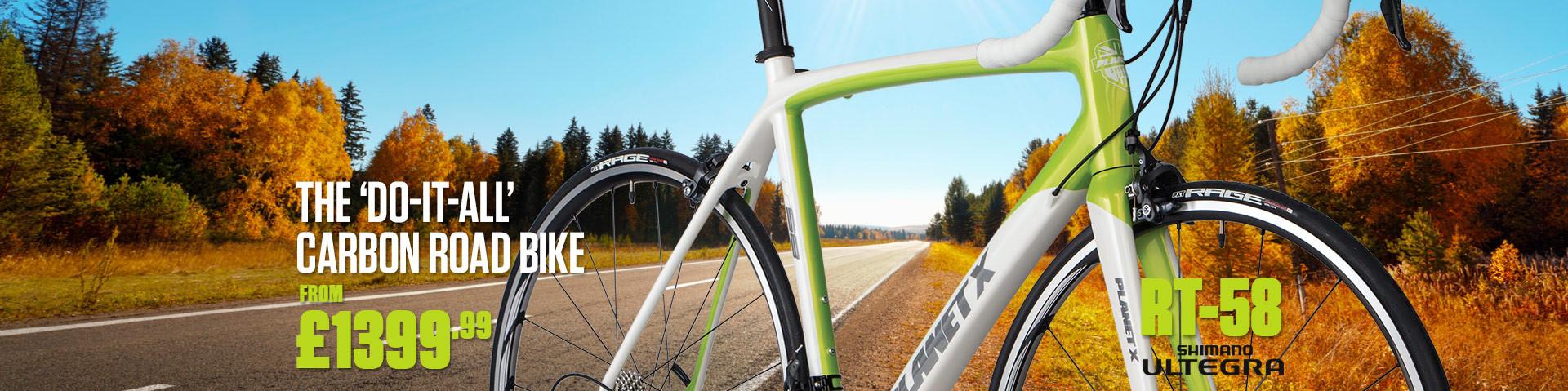 Planet X RT-58 Ultegra 6800 11 Road Bike