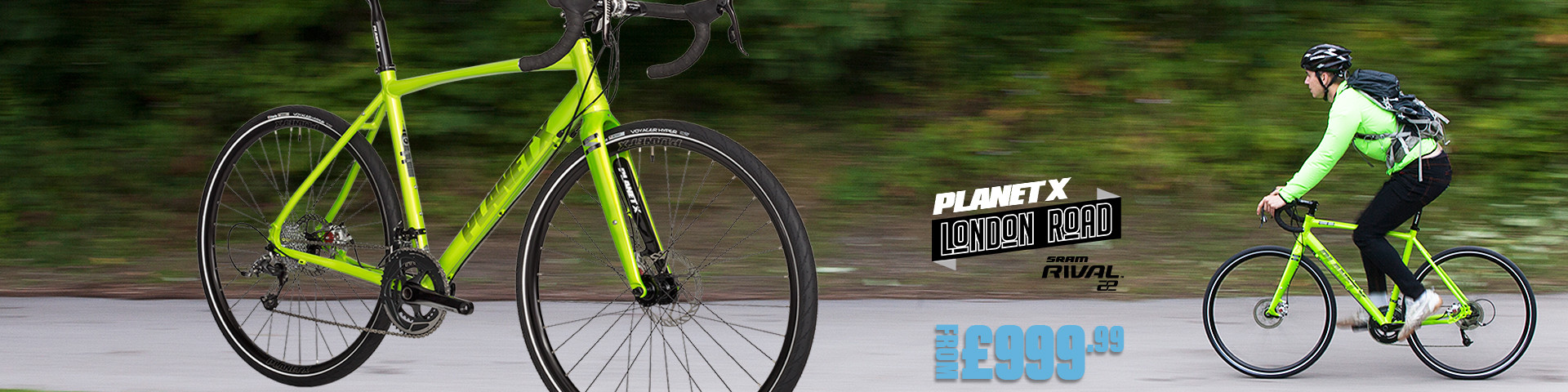 Planet X London Road bike