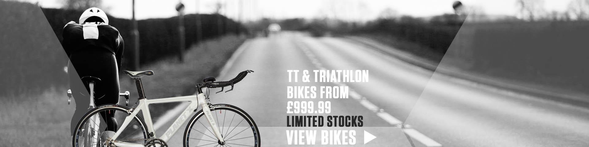 TT Bikes from 999.99