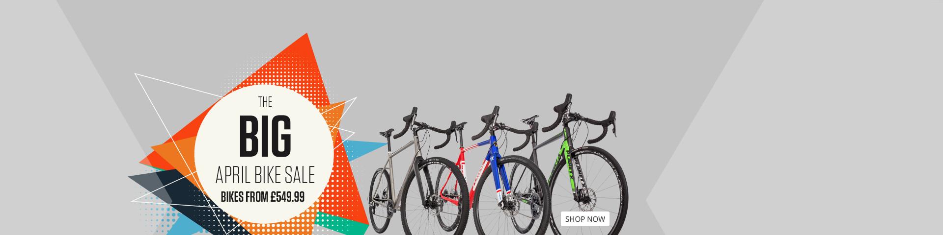 The Big Bike Sale