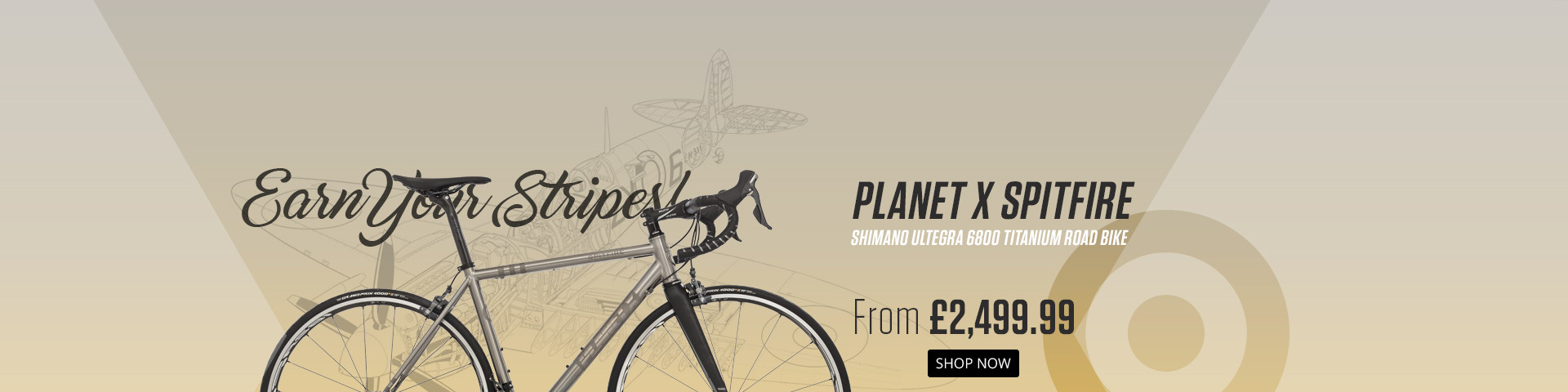 Introducing the New Planet X Spitfire Titanium Road Bike