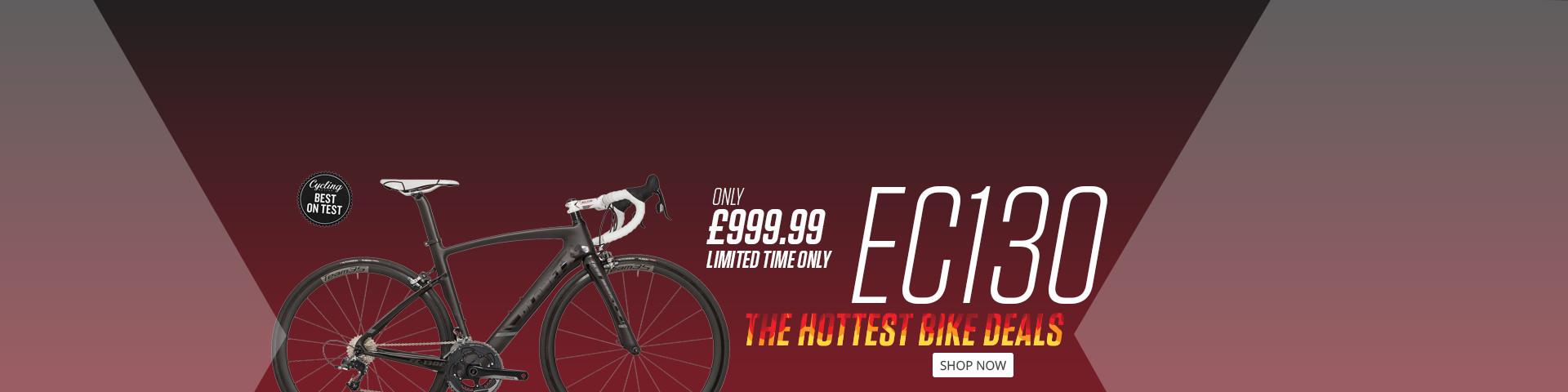 EC130E-The Hottest Bike Deals