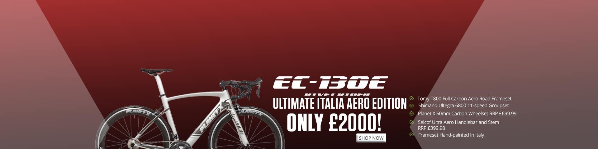 EC130E-Ultimate Italia Aero Edition