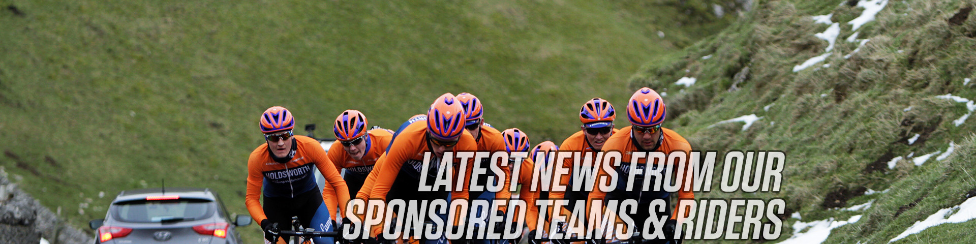 Latest News from our Sponsored teams and Riders
