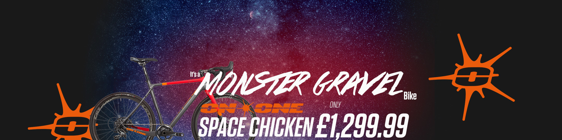 Space Chickens now from 1299.99