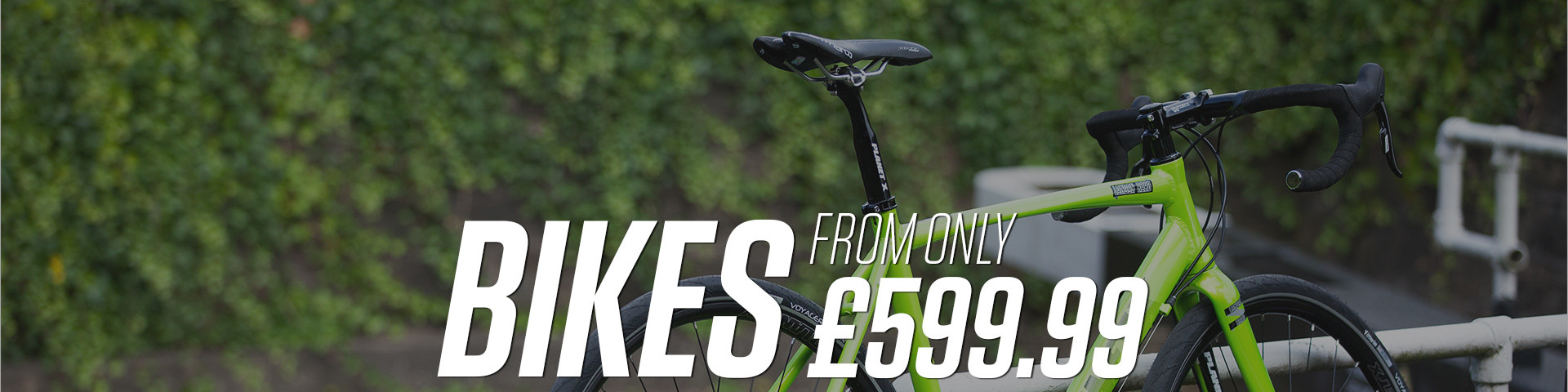 Bikes from 599.99