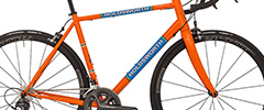 Holdsworth Competition Steel Road Bicycle