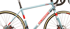 Holdsworth Elan CLassic Steel Bike