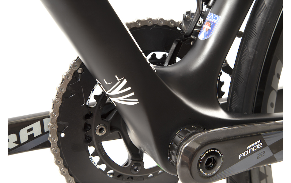 SRAM Force22 Bike Chainset