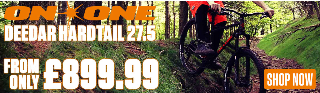 Deedar 27.5 Mountain Bikes from only £899.99