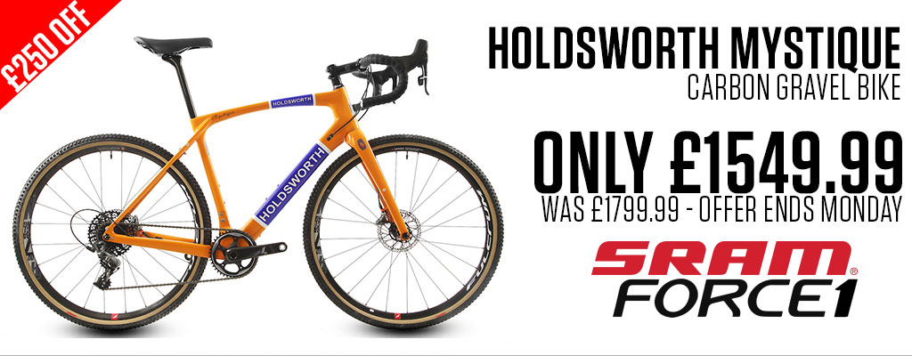 Holdsworth Mystique - £250 off until Monday