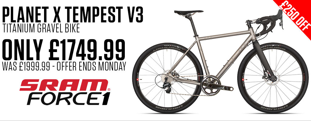 £250 off the Tempest