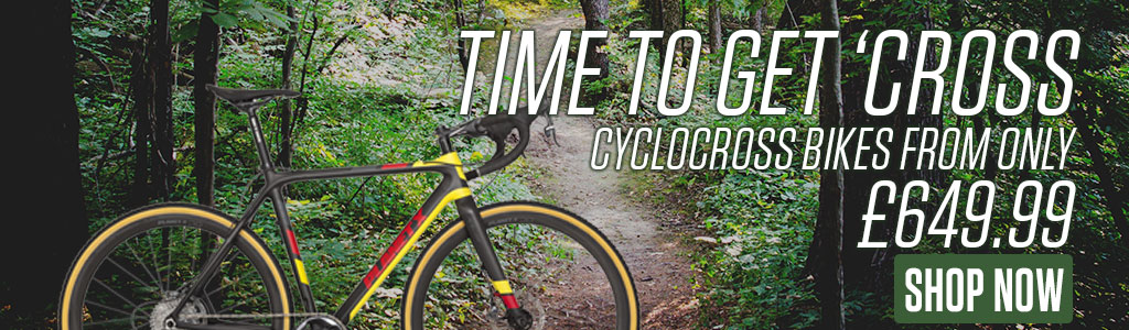 Cyclocross Bike Deals from only £649.99