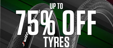 Up To 75% off Tyres