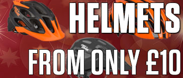 Helmets From Only £10
