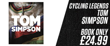 Cycling Legends 01 - Tom Simpson Book only  £24.99