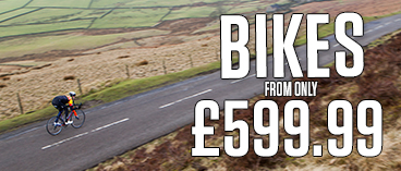 Bikes from £599.99