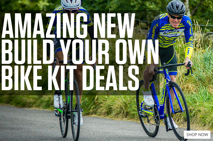 New Build Your Own Bike Kit Deals