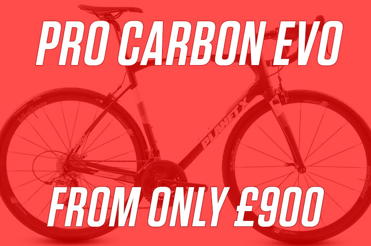Pro Carbon Evo from only £900