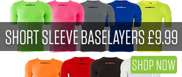 Short Sleeve Baselayers from only £9.99