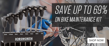 Save on Bike Maintenance and workshop kit