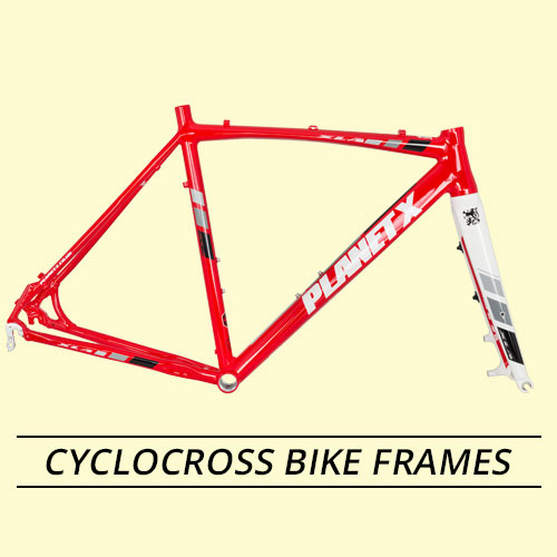 Cyclocross Bike Frames | Planet X