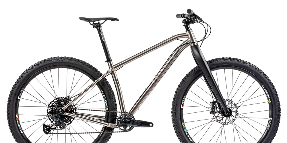 Titus Silk Road Adventure Bike