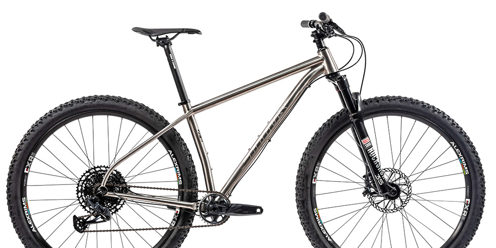 Titus EL Viajero Mountain Bike