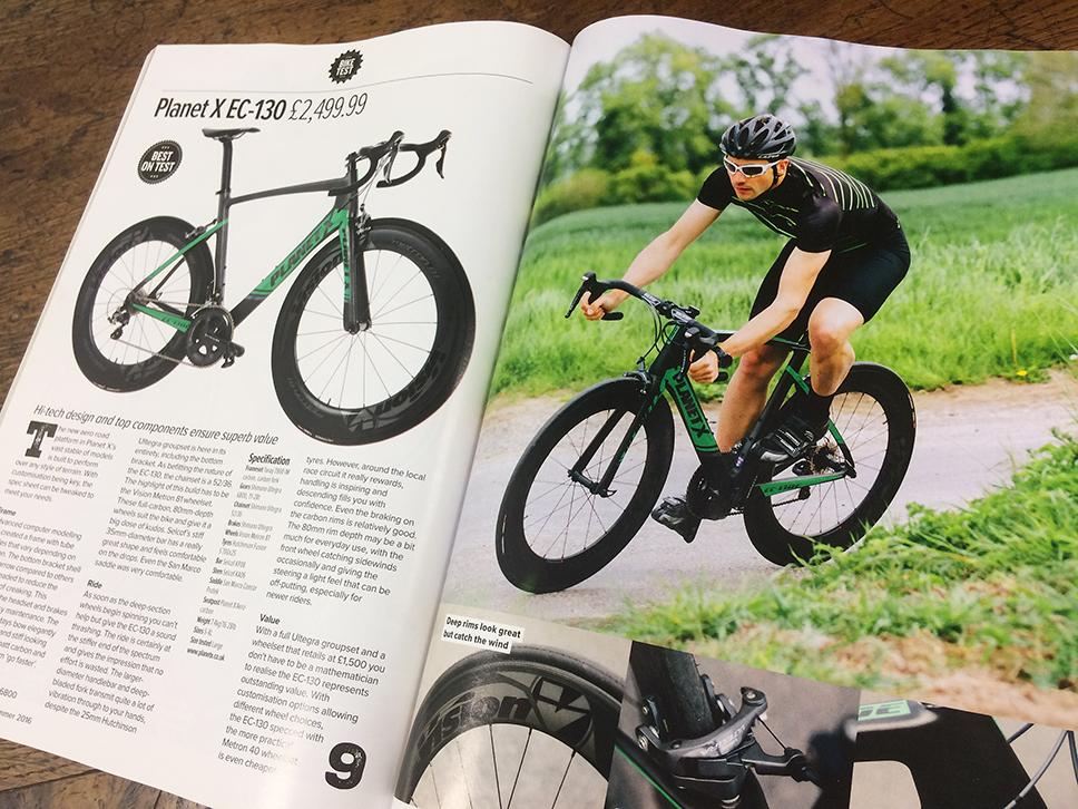 Bike test ec 130 e wins big aero group test with 10s | Products ...