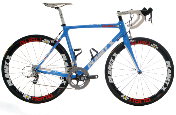 Guru Planet X Team Edition Carbon Nanolight Bike