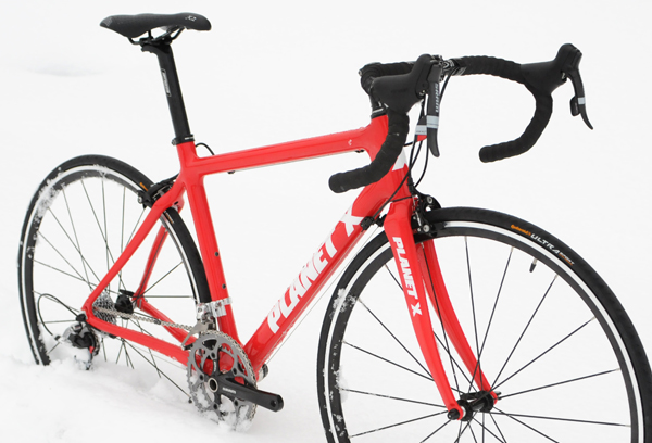 Planet X SL Pro Carbon SRAM Red