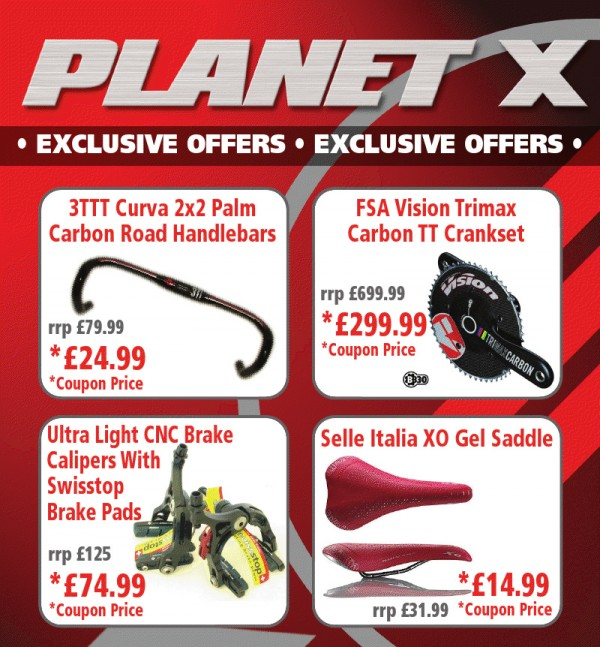 Planet X Newsletter Offers