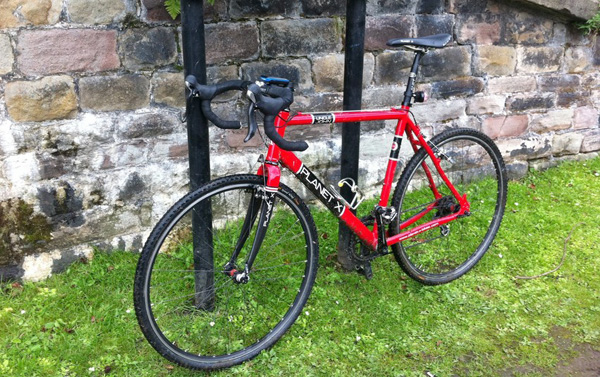 Planet X Uncle John Cyclocross bike from just £899...