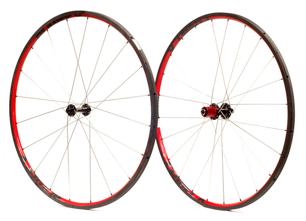 Planet X 20mm Carbon Wheels