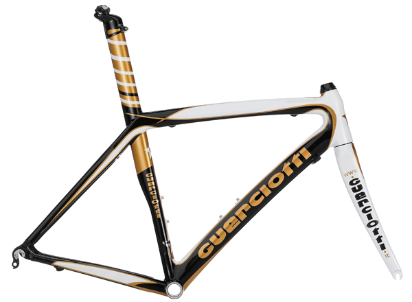 New Gueciotti Team Replica Carbon Road Bikes Out Now From £2199