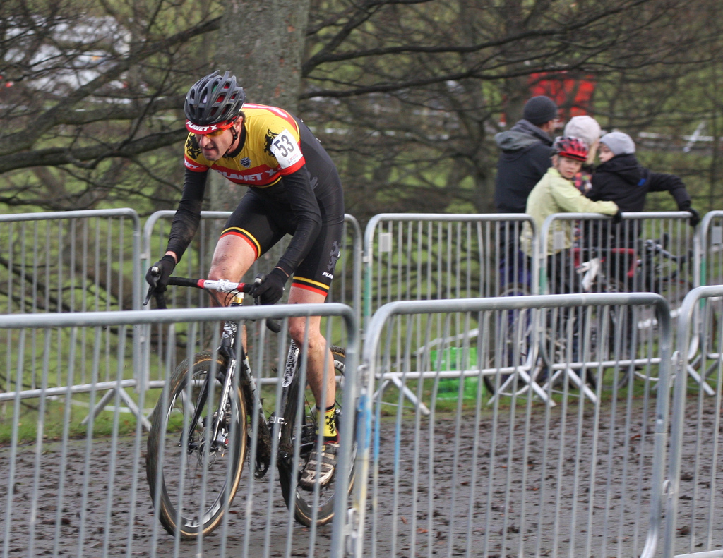Finishing straight On-One Pickenflick National Trophy