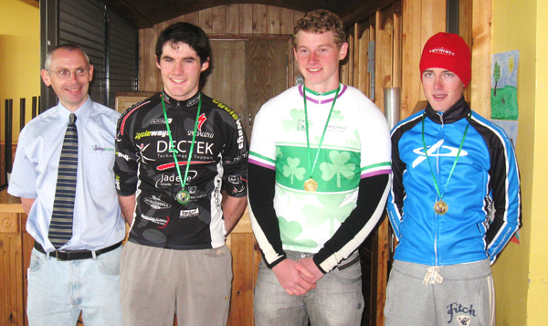 Planet X Ryan Mullen Wins Irish National Junior TT and Road Chamnps!!