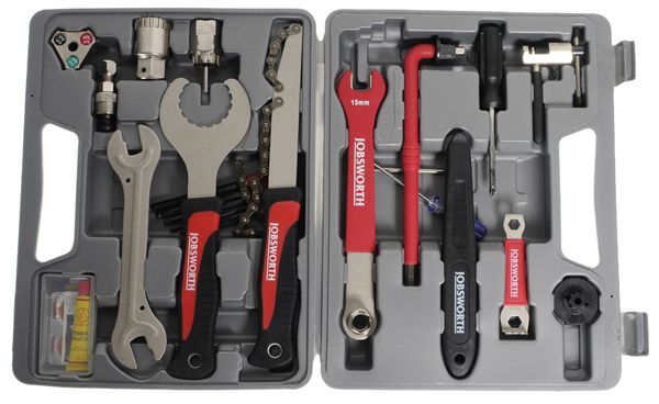Jobsworth 18 Piece Toolkit only £27.99