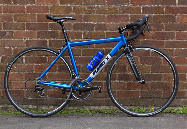 Planet X Team Alu from only £999