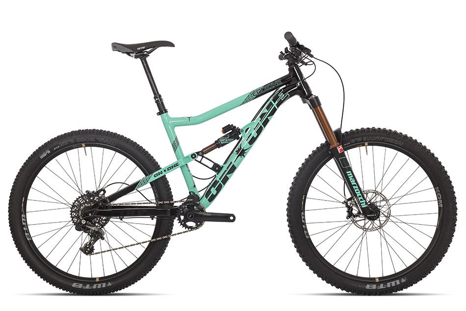 27.5 Codeine Full Suspension Mountain bike