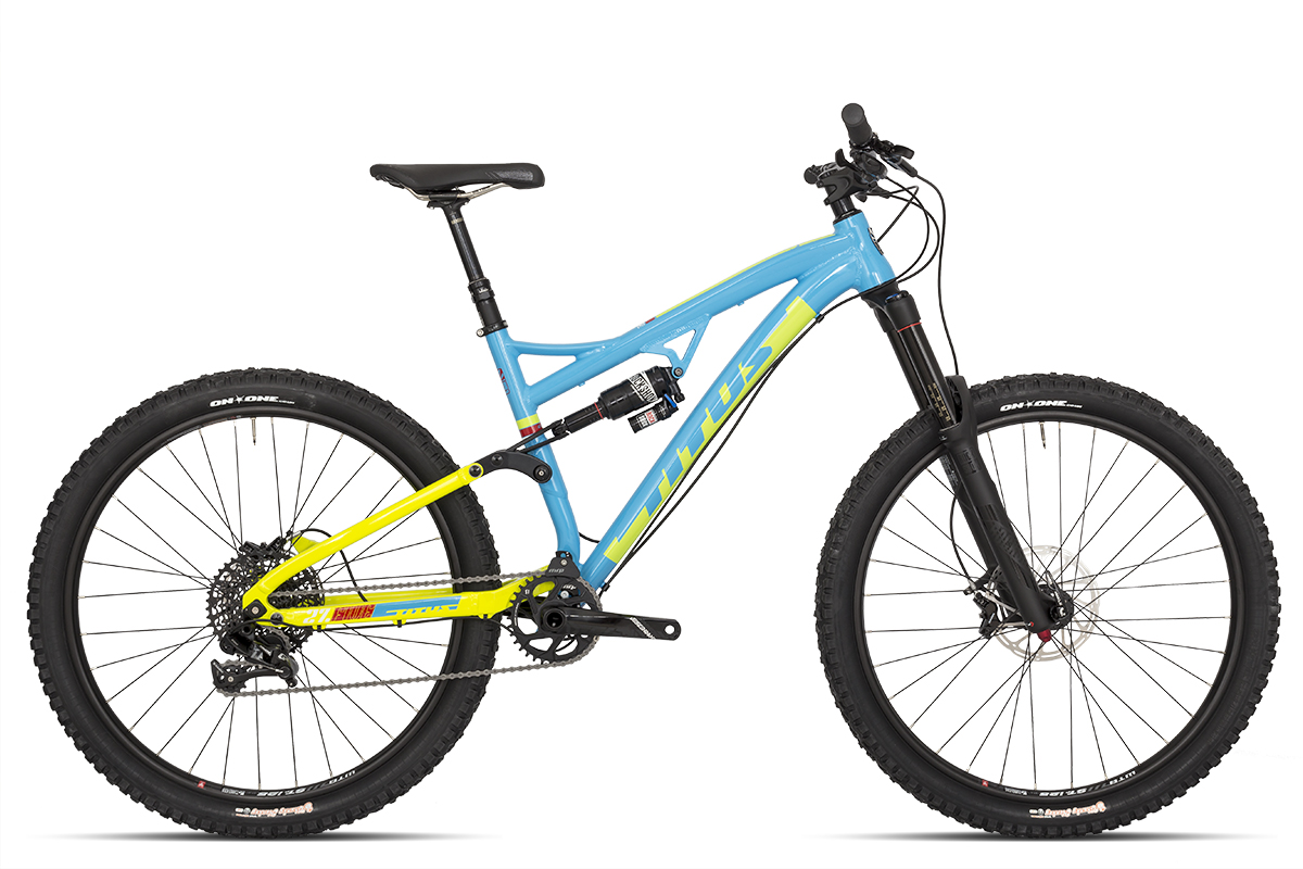 El Viajero Gravity Trail Mountain Bike