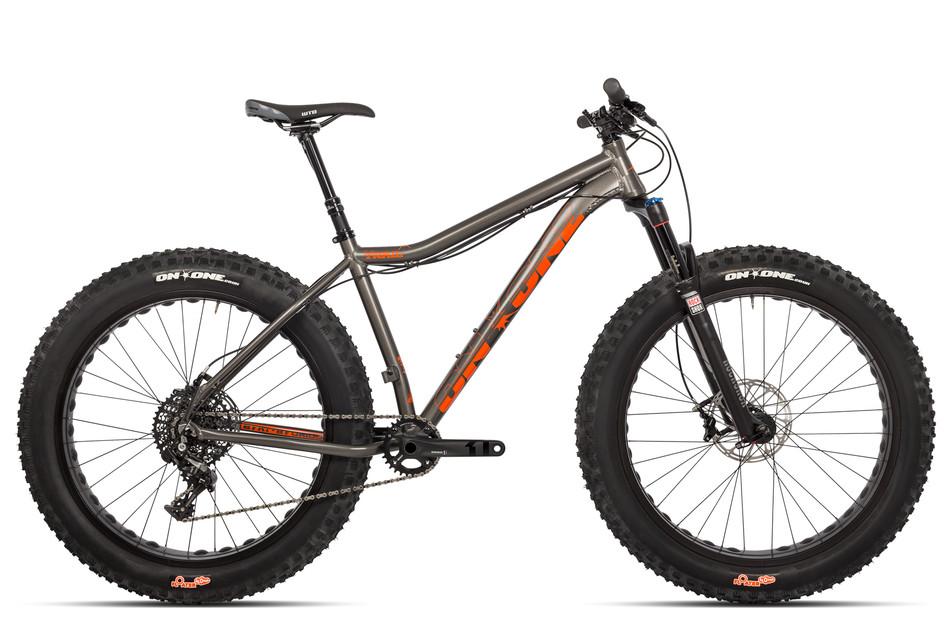 Fatty Trail Suspension Fat Bike