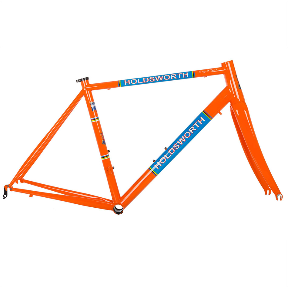 Holdsworth Competition Aluminium Road Bike Frame
