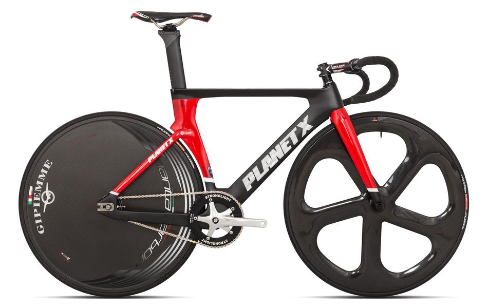Koichi San II Carbon Track Bike