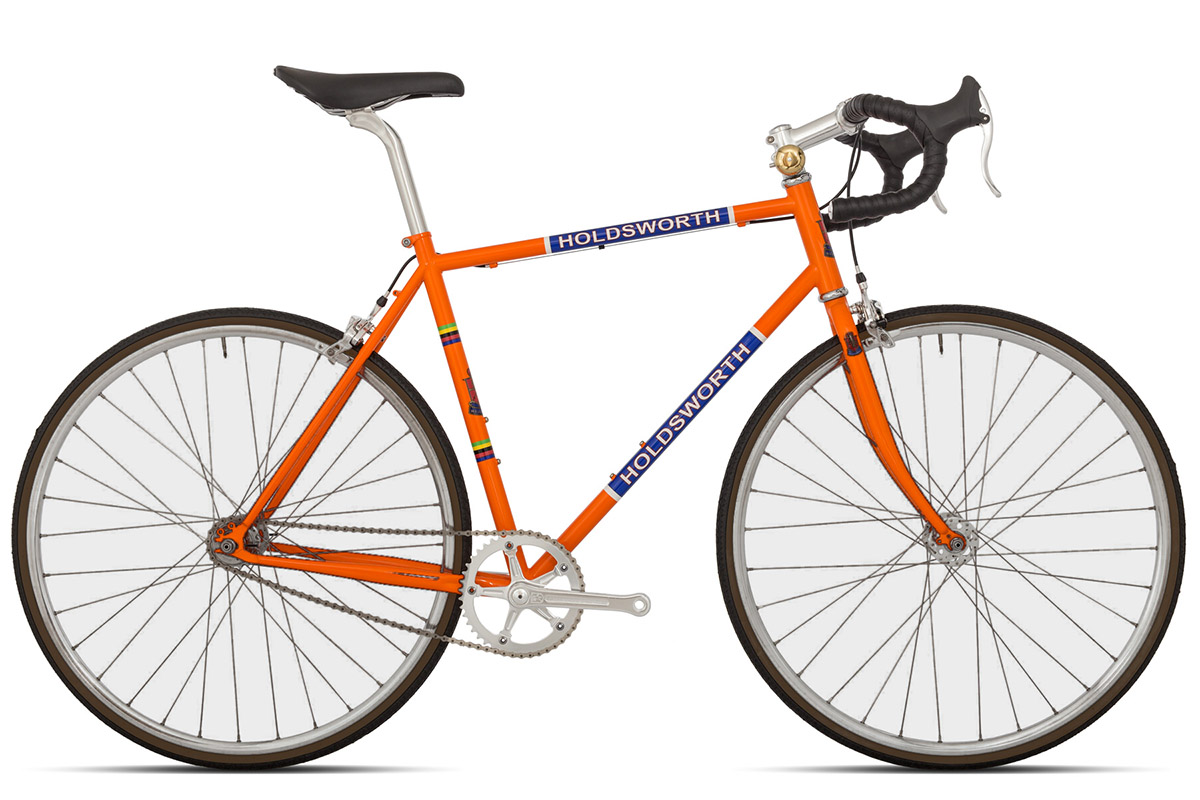 Holdsworth La Quelda Retro Modern Fixie Bike