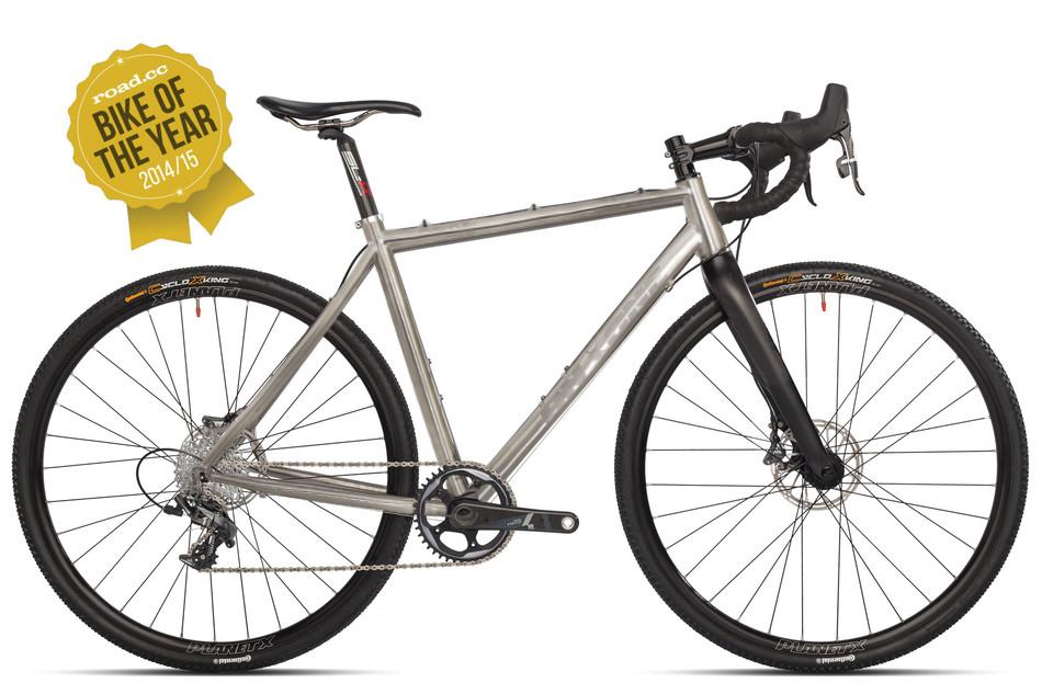 Award Winning Titanium Cross Bikes | Planet X